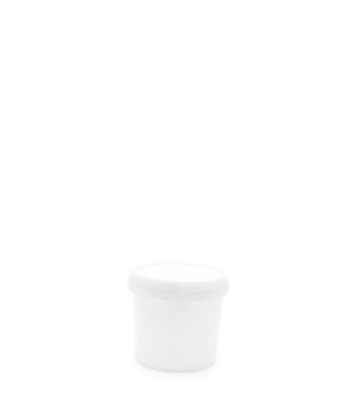 Picture of 500ml Round White Ezy Pail Base