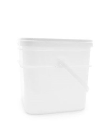 Picture of 10 Litre Square Natural Space-saver Pail Base
