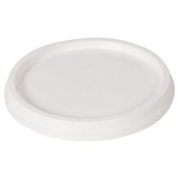 Picture of 4 litre Top Pail Lid White