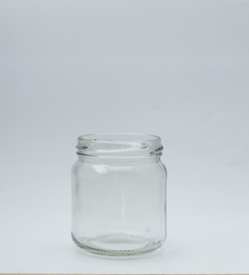 Picture of 200ml Round Glass Jar