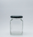 Picture of 270ml Square Glass Jar