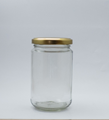 Picture of 300ml Round Glass Jar