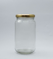Picture of 400ml Round Glass Jar