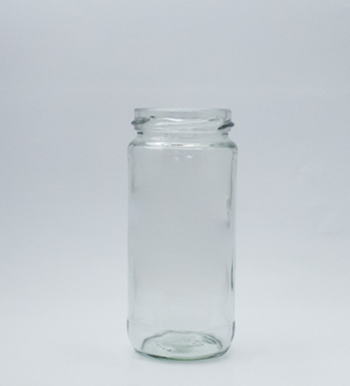 Picture of 215ml Round Tall Glass jar