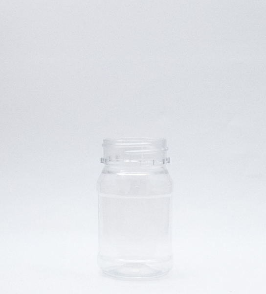 Picture of 90ml Round Clear TE Jar