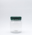 Picture of 200ml Round Clear PET TE Jar