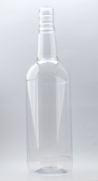 Picture of 1125ml Round Clear Spirit Bottle
