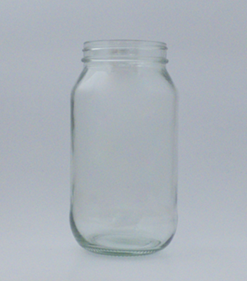 Picture of 500ml Round Screw neck Glass Jar
