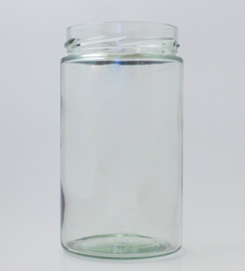 Picture of 720ml Vaso Round Glass Jar
