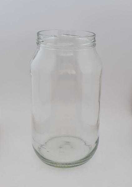 Picture of 2000ml Round Glass Jar