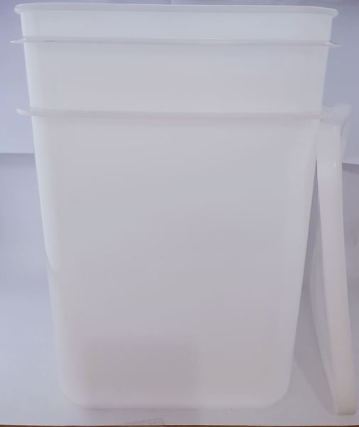 Picture of 15 Litre Space Saver Reconditioned Natural Base & Lid