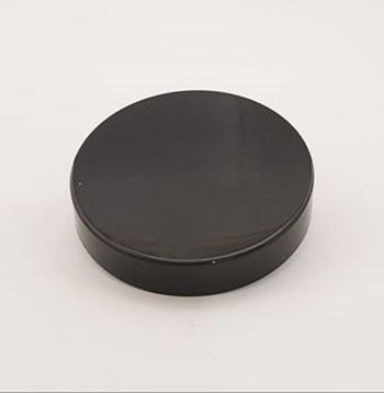 Picture of 63mm ABS Black Screw Lid